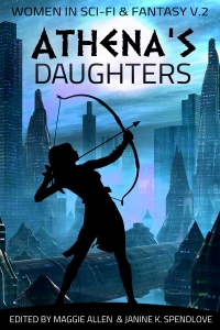 Athena's Daughters, volume 2