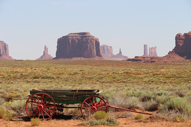 Weird Westerns